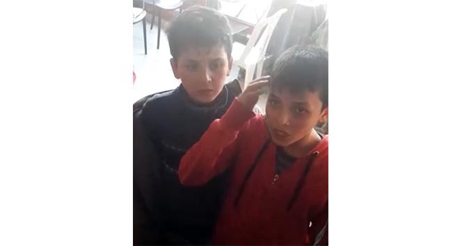 Geri itilen göçmen çocuklar: