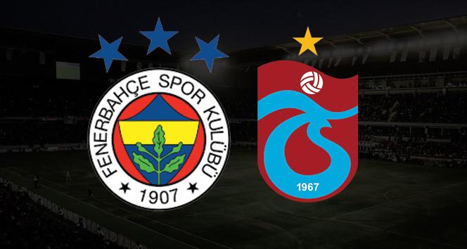 Fenerbahçe Trabzonspor Canlı İzle| FB TS Canlı Skor Maç Kaç Kaç !