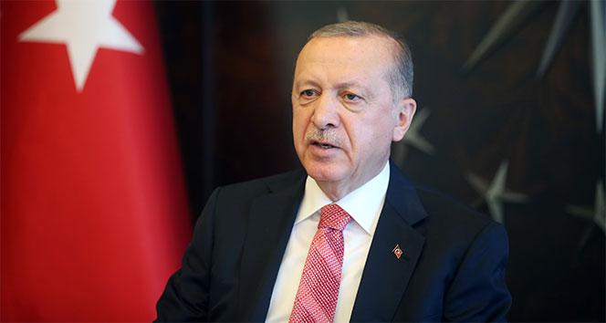 Cumhurbaşkanı Erdoğan, İspanya Başbakanı Sanchez ile telefonda görüştü