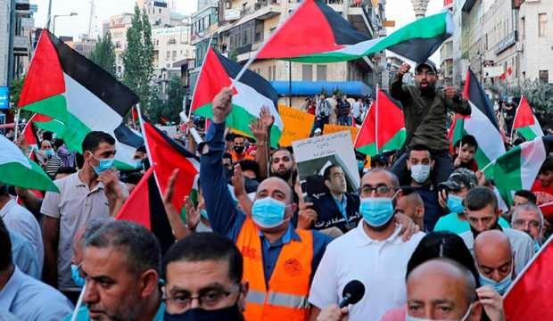 Hamas: Arap hükümetleri İsrail'le normalleşme konusunda halklarının sesini dinlemeli