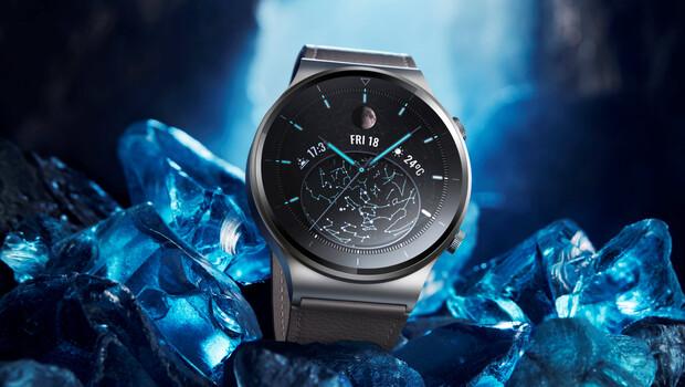 Huawei Watch GT 2 Pro tanıtıldı: İşte özellikleri