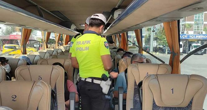 İçişleri Bakanlığı 81 il valiliğine 'Şehirlerarası Otobüslerde HES Kodu Zorunluluğu' konulu genelge gönderdi