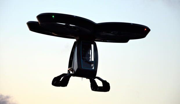 İlk uçan arabamız Cezeri dünyada manşet oldu: Gelecek burada