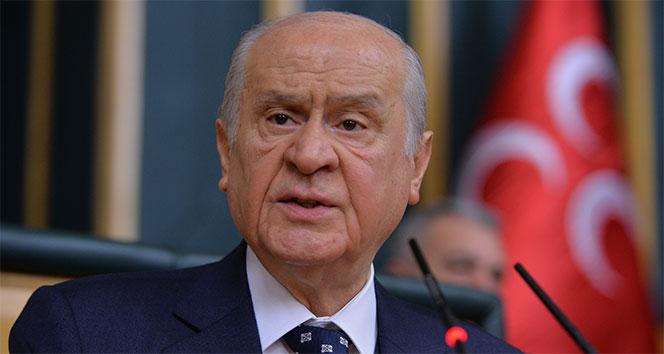 MHP Genel Başkanı Bahçeli: 'İdam cezası getirilmesi önyargısız şekilde değerlendirilmelidir'