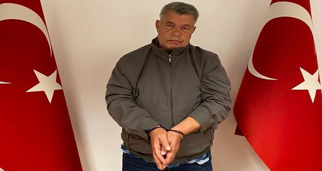 MİT'in Ukrayna'da düzenlediği operasyonla yakalanan PKK/KCK üyesi tutuklandı