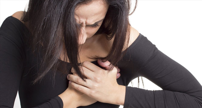 Nefes darlığı ve çabuk yorulma 'kalp yetersizliği' belirtisi olabilir