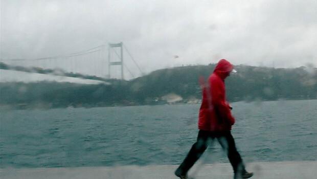 Son dakika… Dikkat! Meteoroloji'den İstanbul için uyarı geldi!