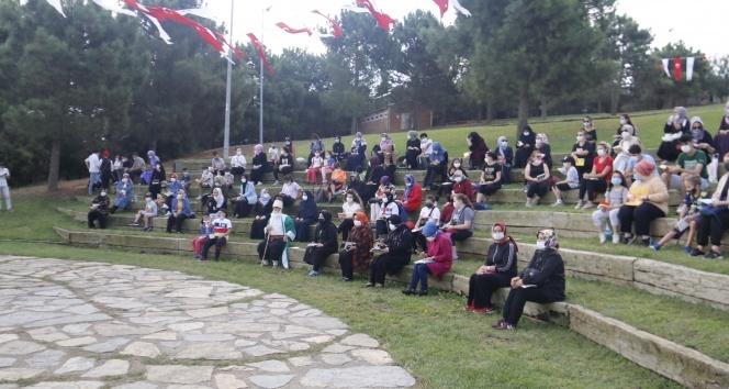 Sultangazi'de dünya kitap okuma günü kutlandı