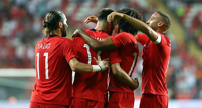 Türkiye, Hırvatistan ile hazırlık maçı oynayacak