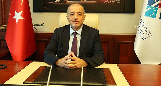 Hasan Kalyoncu Üniversitesi'nin yeni rektörü Prof. Dr. Türkay Dereli oldu
