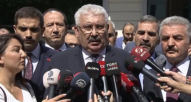 MHP'li Yalçın: 'Türk milleti de, tarih de affetmeyecektir'