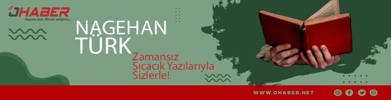 """"""" Zamansız Yazar """" Nagehan TÜRK Bizlerle!"""