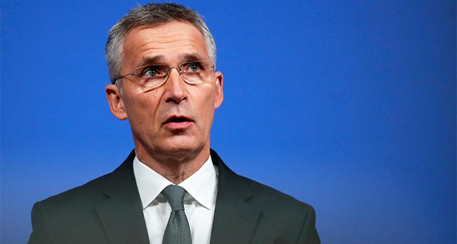 NATO Genel Sekreteri Stoltenberg, Türkiye'ye geliyor