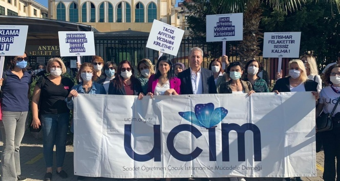 Antalya'da tacizci öğretmene rekor ceza: 621 yıl