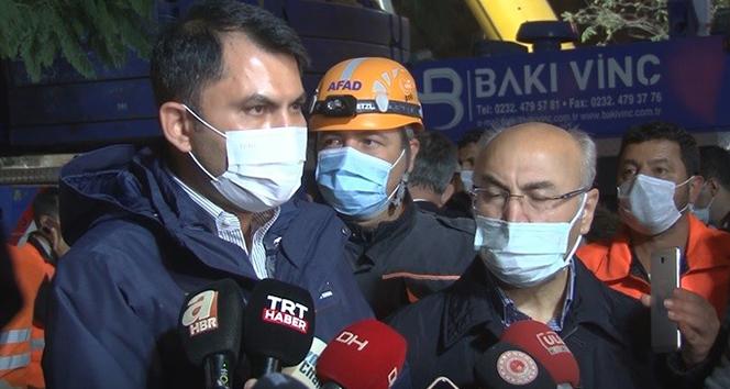 Bakan Kurum: 'İzmir'in en büyük kentsel dönüşüm hamlesini başlatmış oluyoruz'