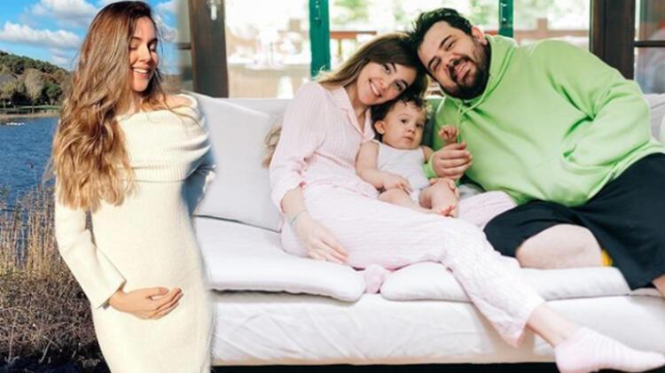 Berfu Yenenler doğacak bebeğinin adını açıkladı