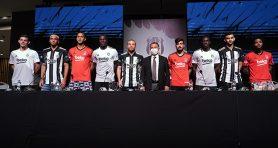 Beşiktaş'tan, yeni transferlerle gövde gösterisi
