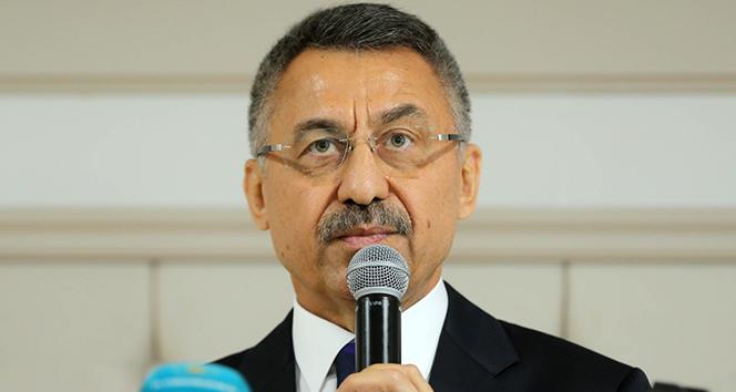 Cumhurbaşkanı Yardımcısı Oktay: 'Türkiye Azerbaycan kardeşliğinin gücünü bir kez daha dünyaya gösterdi'