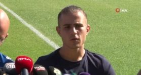 """Dimitris Pelkas: """"Fenerbahçe, Türkiye'nin en büyük kulübü"""""""