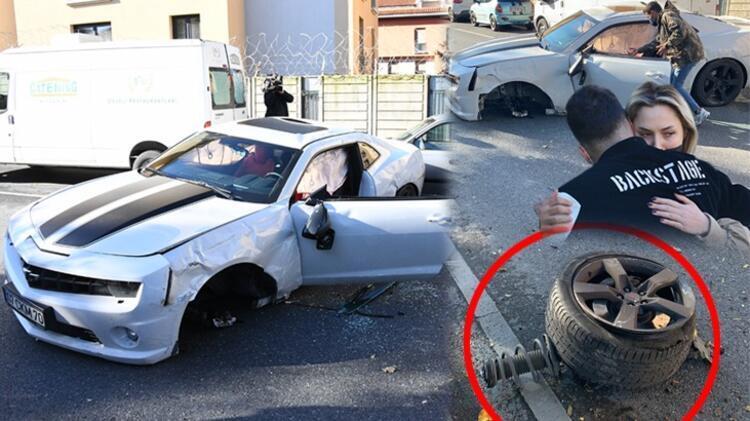 Enes Batur kaza anını anlattı: Ölecek miyim?