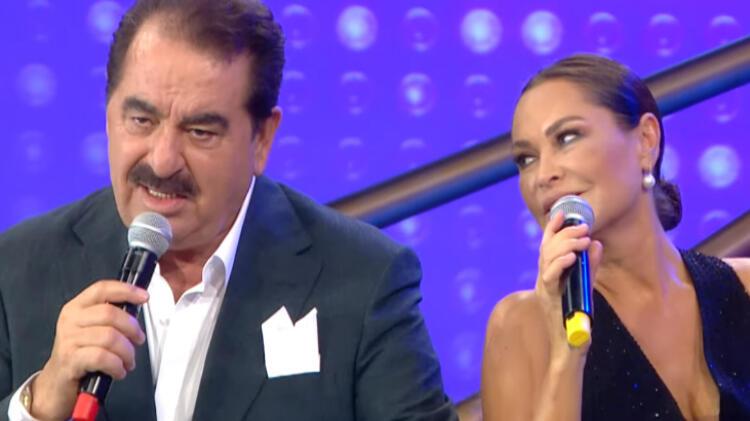 İbo Show'da İbrahim Tatlıses'i duygulandıran düet!