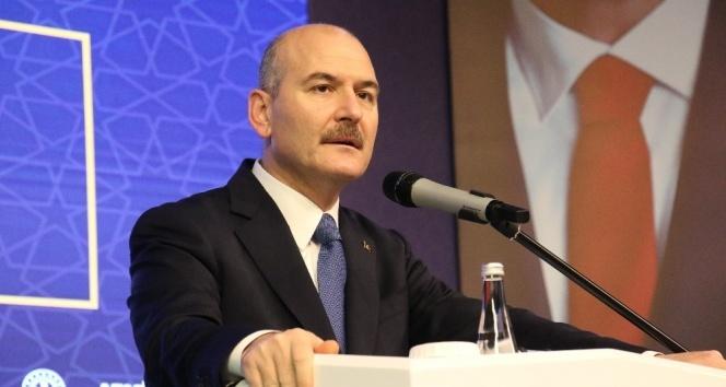 İçişleri Bakanı Soylu: 'Osman Şiban'ın teröristlere yardım ve yataklık yaptığına dair belgeler elimizde var'