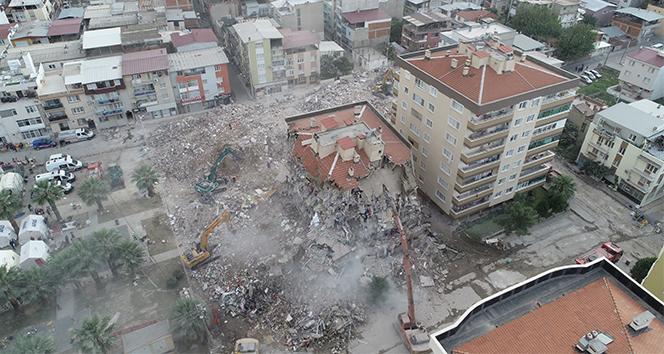 İzmir'de her şeyi özetleyen görüntüler