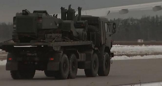 Rusya, Dağlık Karabağ'da mayın temizleme faaliyetlerine başlıyor