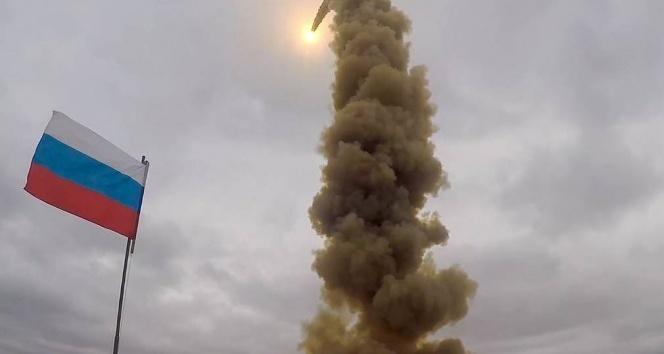 Rusya'dan yeni hava savunma sistemi testi