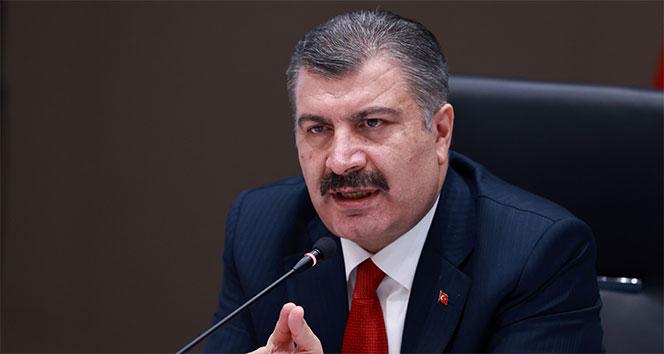 Sağlık Bakanı Koca, Lefkoşa'daki Acil Durum Hastanesi'nin açılış törenine katıldı