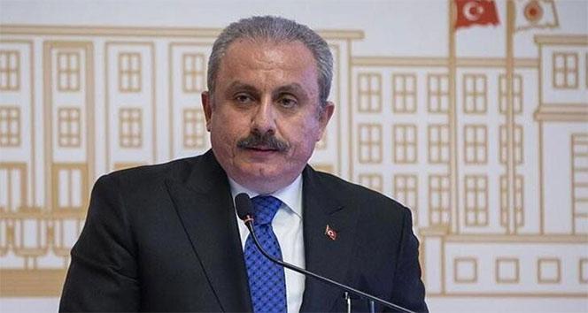 TBMM Başkanı Şentop: '15 Temmuz hain darbe girişiminde davasında adalet tecelli etmiştir'