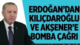 Cumhurbaşkanı Erdoğan muhalefetin kozunu elinden aldı!