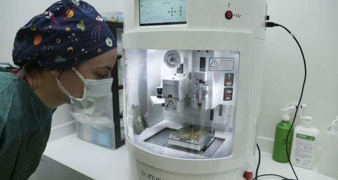 Yanık tedavisinde dünyada bir ilk: Türkiye'de uygulanıyor