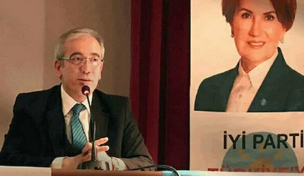 İYİ Parti kurucularından Yücel istifa etti