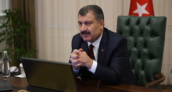 Bakan Koca'dan '23 Nisan'da koltuğunu torununa bıraktı' iddialarına cevap