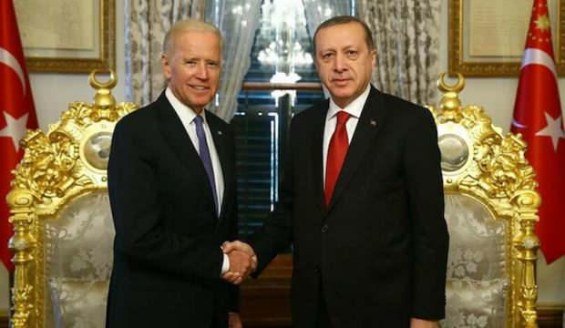 Son Dakika… Başkan Erdoğan ve Joe Biden telefonda görüştü