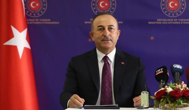 Bakan Çavuşoğlu'ndan Azerbaycanlı bakan için taziye mesajı