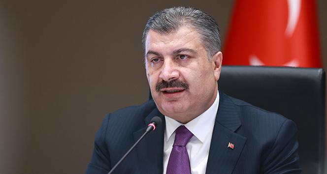 Bakan Koca: 'İstanbul'da vaka sayısı yüzde 65 azaldı'
