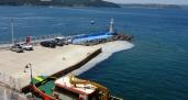 Çanakkale Boğazı'ndaki deniz salyaları şiddetli poyrazla birlikte kısmen dağıldı