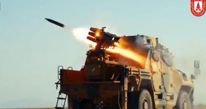 Savunma Sanayii Başkanı Demir: 'Tek sette 12 roket ateşleyen ÇNRA'lı VURAN TSK'nın emrinde'