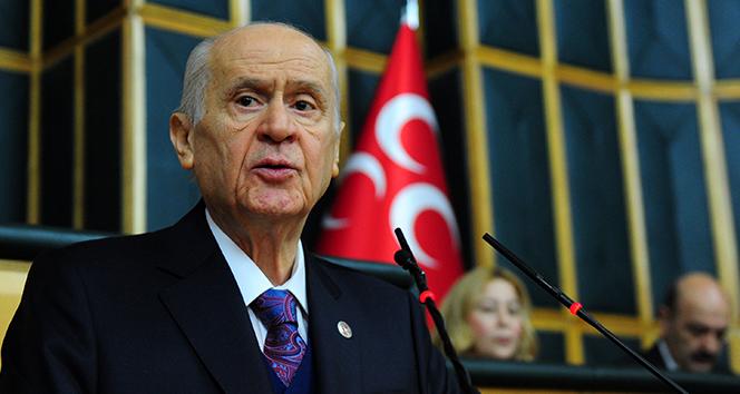 MHP Genel Başkanı Bahçeli: 'Üniversite sınavı tamamen kaldırılmalıdır'