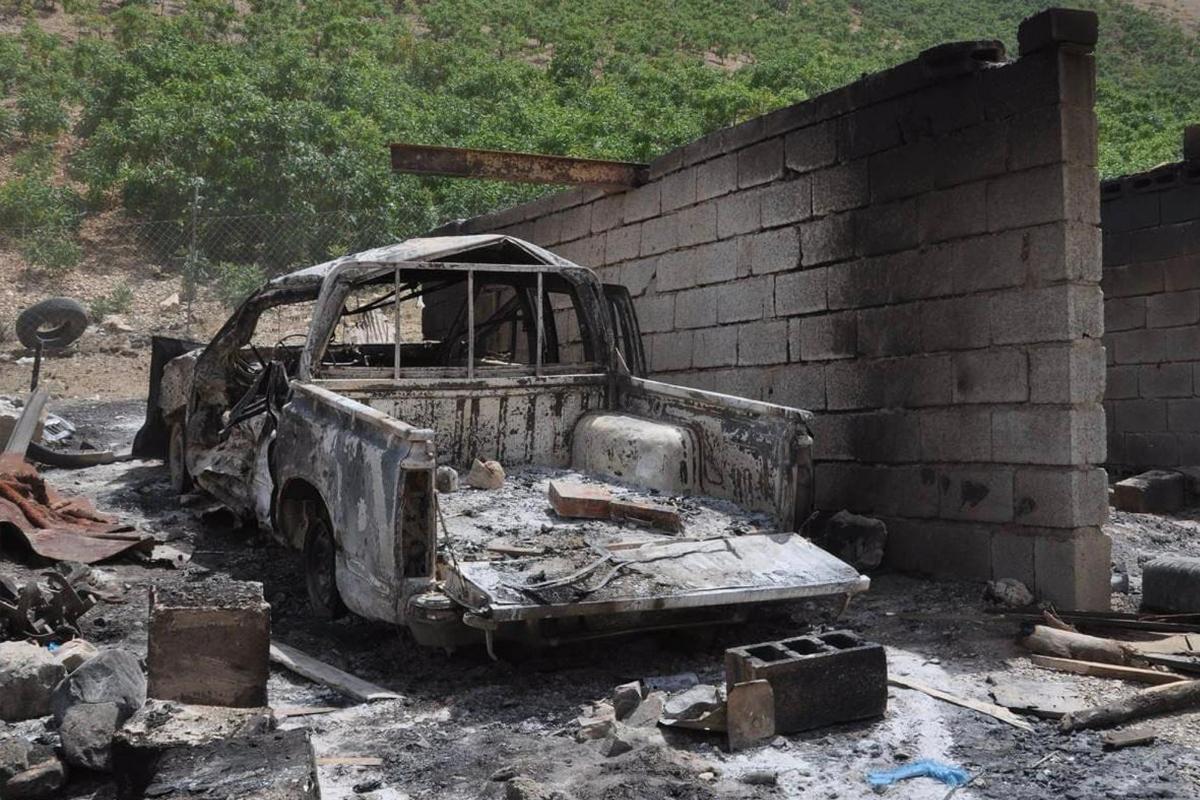 MİT Irak'ın kuzeyinde PKK'yı vurdu: 2 kadın terörist etkisiz hale getirildi