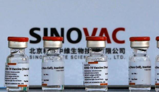 Sinovac ile ilgili beklenen haber geldi! Sonuçlar açıklandı