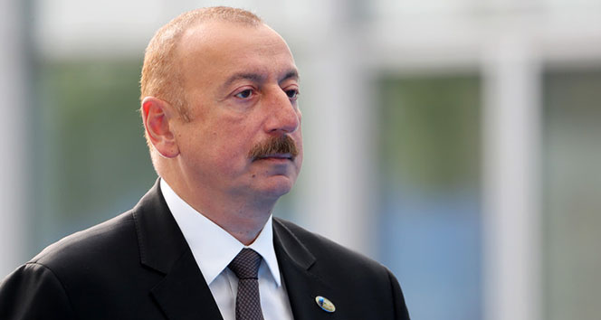 Azerbaycan Cumhurbaşkanı Aliyev'den Erdoğan'a taziye mesajı