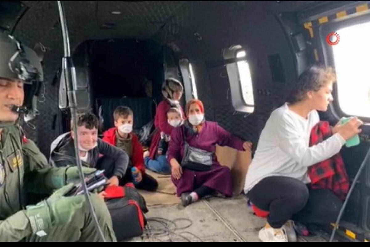 MSB: 'Sel felaketinin yaşandığı bölgelerde 681 vatandaşımızın tahliyesi gerçekleştirildi'