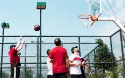 Cumhurbaşkanı Erdoğan basketbol oynadığı görüntüleri yayınlayıp sağlık için spor çağrısı yaptı