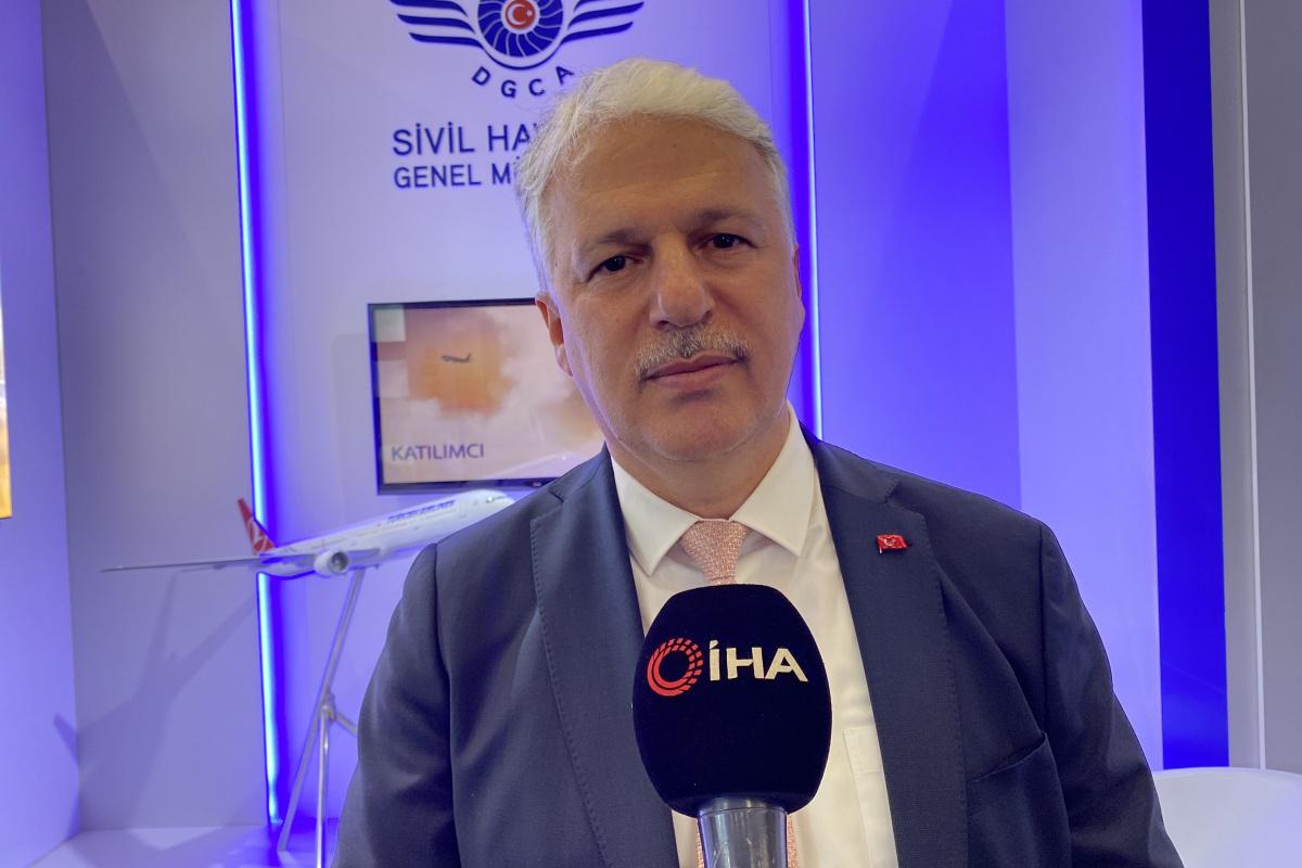Sivil Havacılık Genel Müdürü Yüksek: 'Sıcak hava balonunun ilk ihracatı yapıldı'